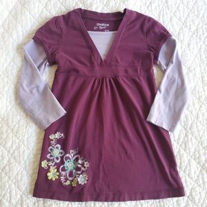 OshKosh Tunic with Floral Embroidery (3T)